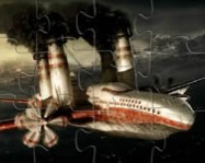 War aircraft jigsaw online